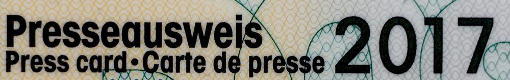 Presseausweis Anna Schürmer