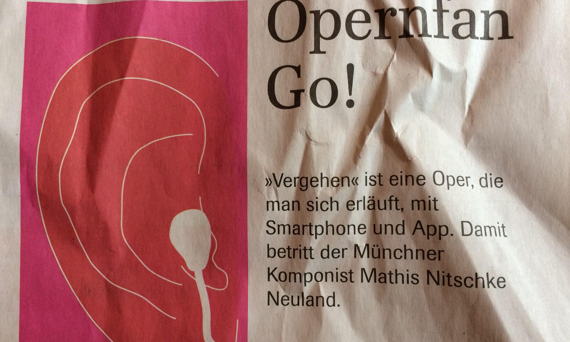 """Mathis Nitschke: """"Vergehen"""" im Münchner Feuilleton"""